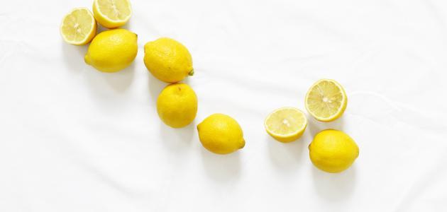 طريقة استعمال الليمون للشعر