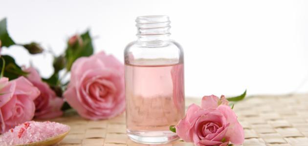 خلطات ماء الورد