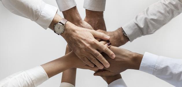 أثر التعاون في أفراد المجتمع