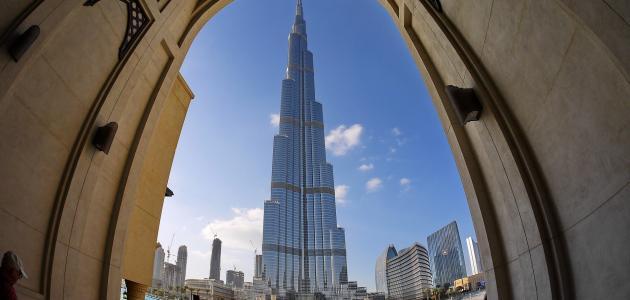 أهم معالم مدينة دبي