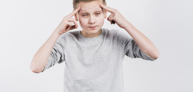 أعراض الشقيقة عند الأطفال