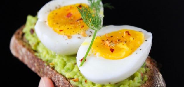 أعراض الحساسية من البيض