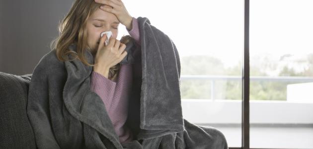 أعراض وجود فيروس في الجسم
