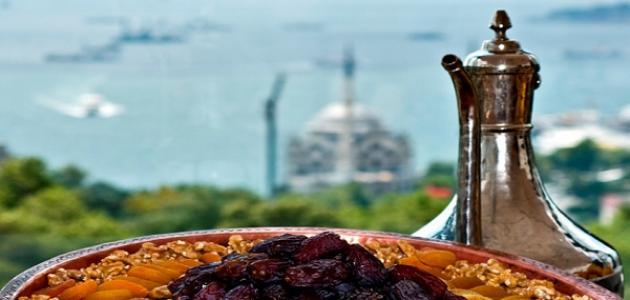 كيف تقضي رمضان