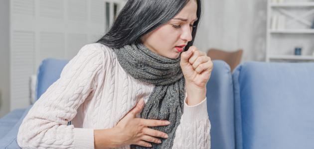 أعراض وجود ماء على الرئة