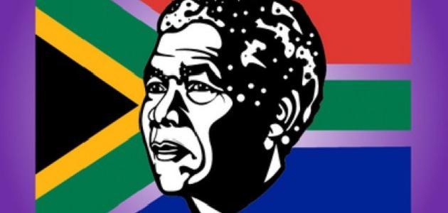 من هو مانديلا