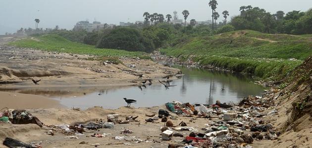 كيفية معالجة تلوث الماء
