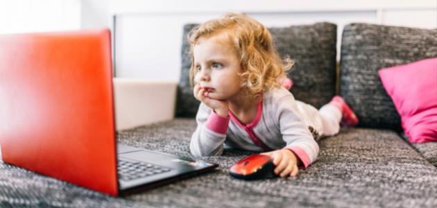 أثر الإعلام على الأطفال
