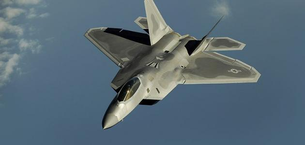 أفضل طائرة حربية