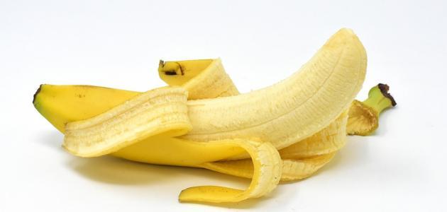 ماسك قشر الموز للشعر