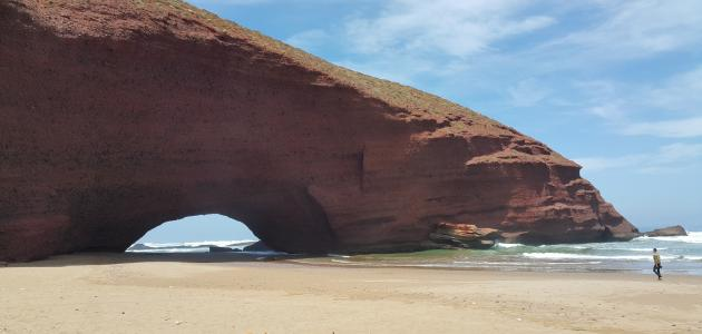 أجمل شواطئ المغرب