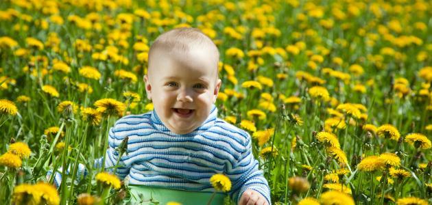 أعراض نمو الأسنان عند الرضع