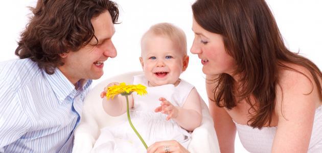 أجمل العبارات للأم والأب