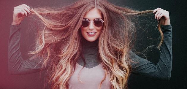 هل ماء الورد يطول الشعر