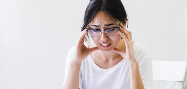 أعراض وجود ورم بالرأس