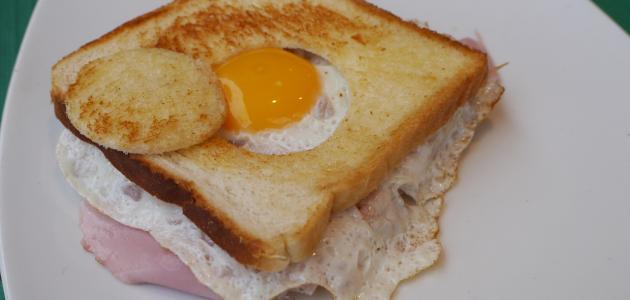 طريقة عمل البيض بطريقة جديدة