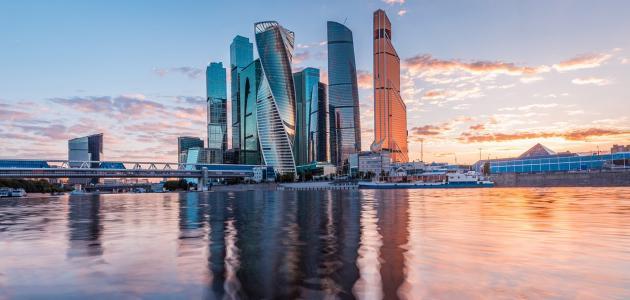 أكبر مدينة في روسيا