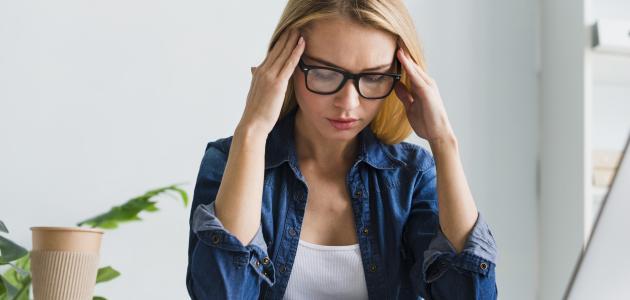 أعراض التهاب الشريان الصدغي