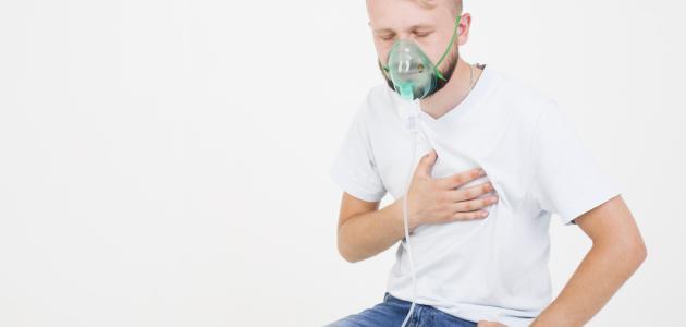 أسباب الشعور بضيق التنفس