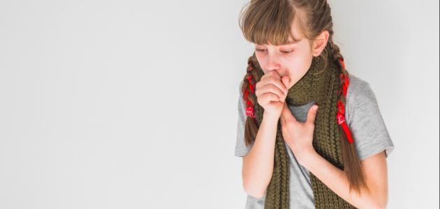 أعراض السعال الديكي عند الأطفال