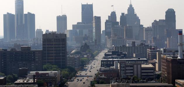 أكبر مدينة ولاية ميشيغان