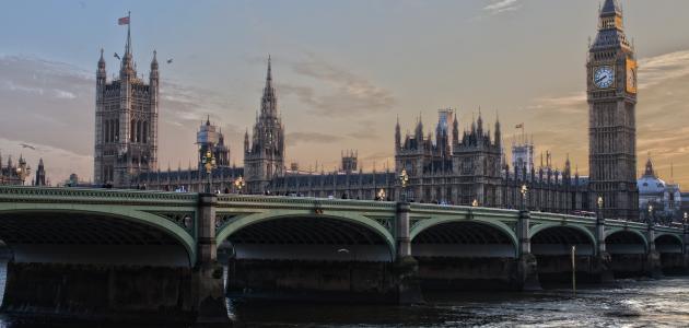 أكبر مدن المملكة المتحدة