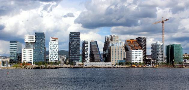 أكبر مدن النرويج