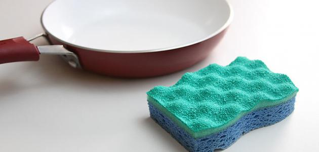 طريقة تنظيف قدور السيراميك