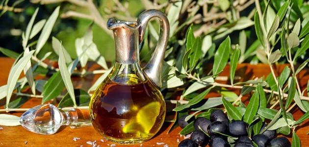 الفيتامينات في زيت الزيتون