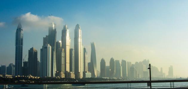 السياحة إلى دبي