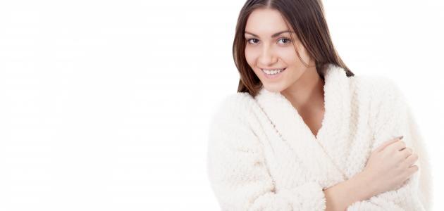 طريقة إزالة الشعر من الجسم كامل