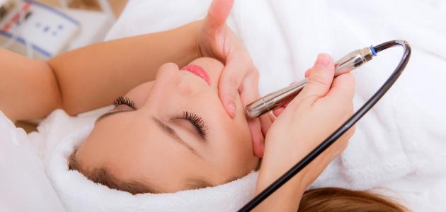 طريقة التخلص من الشعر في الوجه