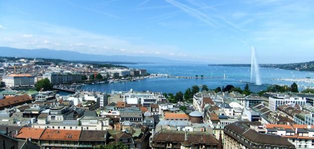 سياحة جنيف