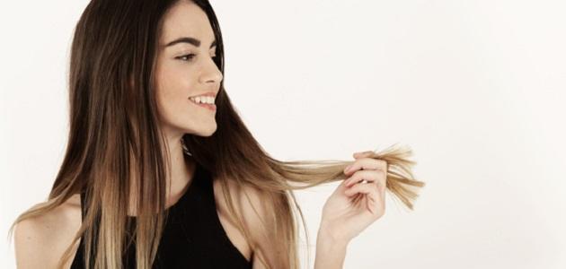 إزالة تجاعيد الشعر