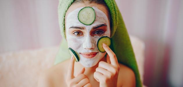 كيفية إزالة البثور من الوجه