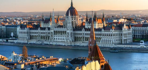 سياحة بودابست