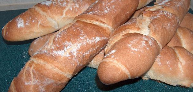 كيفية عمل الخبز الفرنسي
