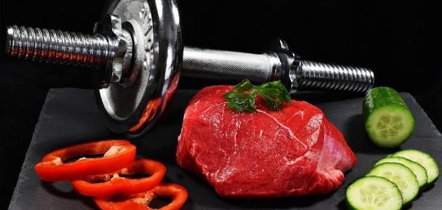 أفضل أطعمة كمال الأجسام