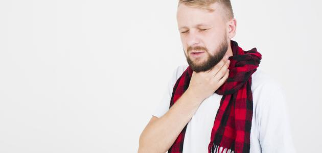 التهاب متكرر في الحلق