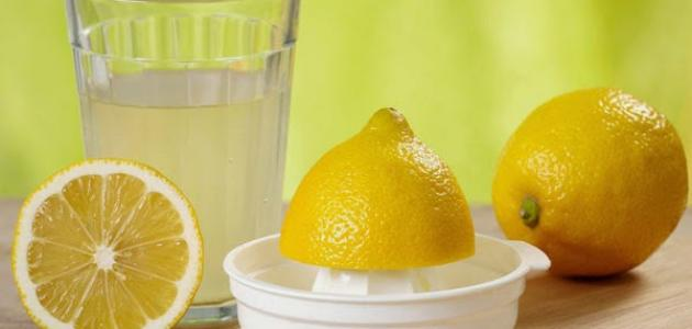 كيفية استخدام الليمون لإنقاص الوزن