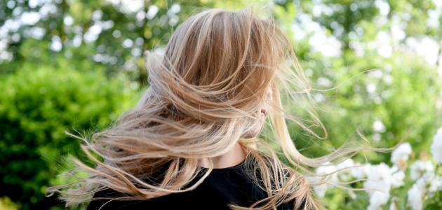 كيفية إزالة الرائحة الكريهة من الشعر