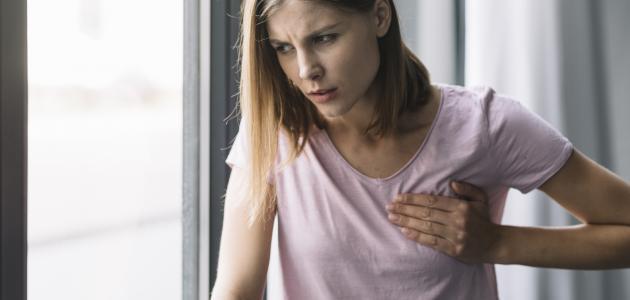 أعراض سرطان الثدي في مراحله الأخيرة