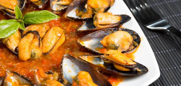 طريقة طبخ ثمار البحر