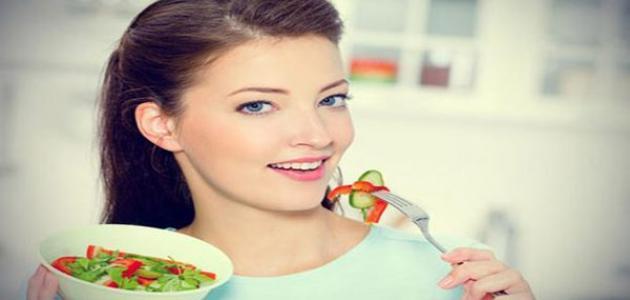 كيف تثبت الوزن بعد الرجيم