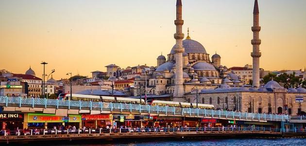 أفضل عشر مدن في تركيا