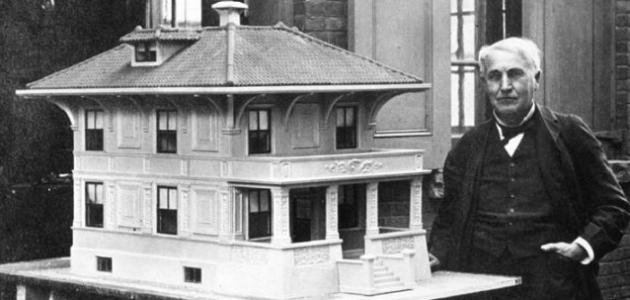 العالم توماس أديسون