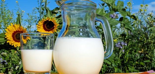 أضرار شرب الحليب صباحا