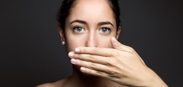 أسباب التنفس من الفم