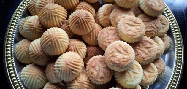 طريقة عمل أقراص العيد بالطريقة السورية