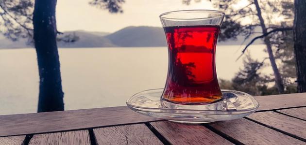 فوائد الشاي الأسود بدون سكر